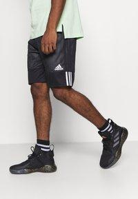 adidas Performance - SPEED REVERSIBLE SHORTS - Sports shorts - black - 3