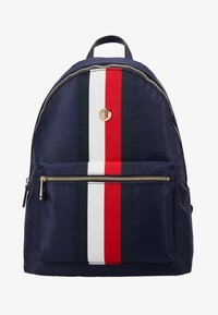 Tommy Hilfiger - POPPY BACKPACK CORP - Reppu - blue - 1