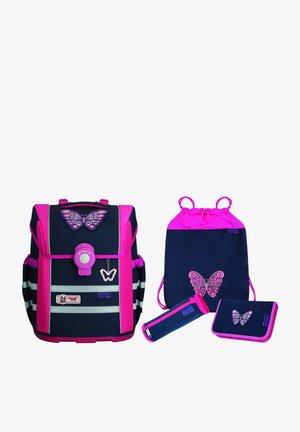 SET 4 - School set - butterfly