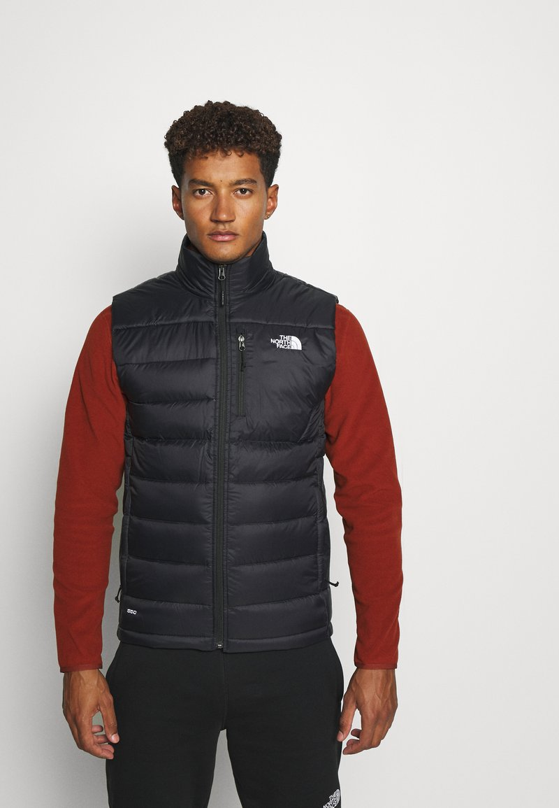 The North Face - ACONCAGUA - Waistcoat - black/white