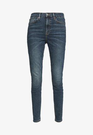 DIRTY JAMIE - Jeans Skinny Fit - dirty blue
