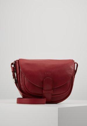 LADY TOP LADIES - Across body bag - brick red