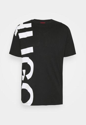 DAWS - Camiseta estampada - black