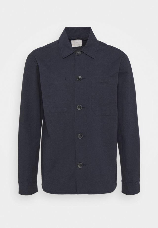 DAMMEYER - Summer jacket - navy blazer