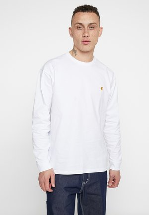 CHASE - Long sleeved top - white