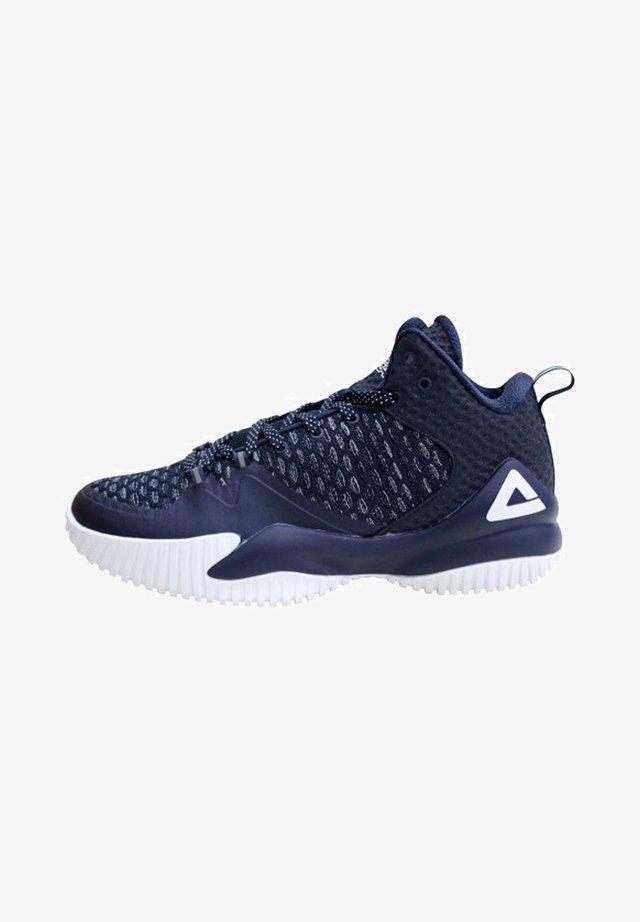 LOU WILLIAMS - Basketball shoes - dunkelblau