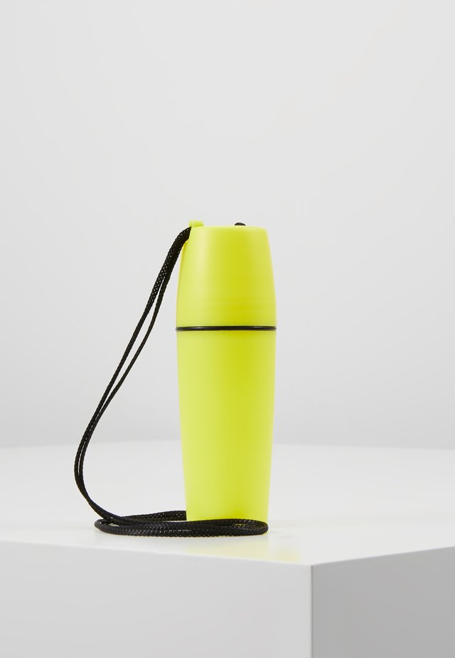 WATERPROOF CASH HOLDER - Plånbok - yellow