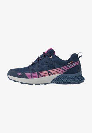 K-TRUN RTX - Sneakers laag - dark navy/daisy pink