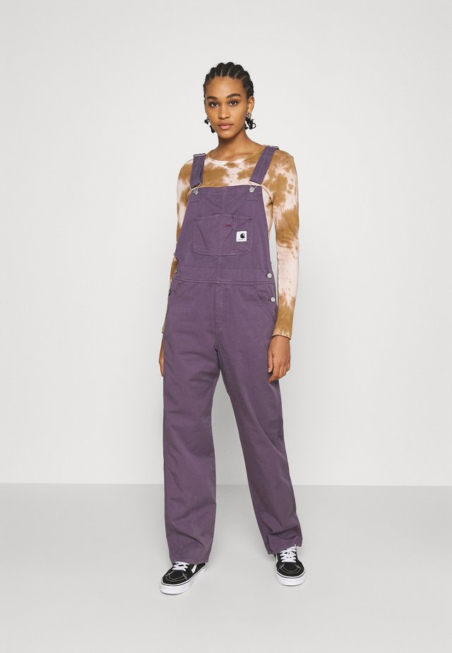 BIB OVERALL STRAIGHT - Overall /Buksedragter - provence