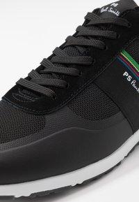 PS Paul Smith - HUEY - Sneaker low - black - 6