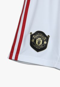 adidas Performance - MANCHESTER UNITED FC HOME - Sports shorts - white - 4