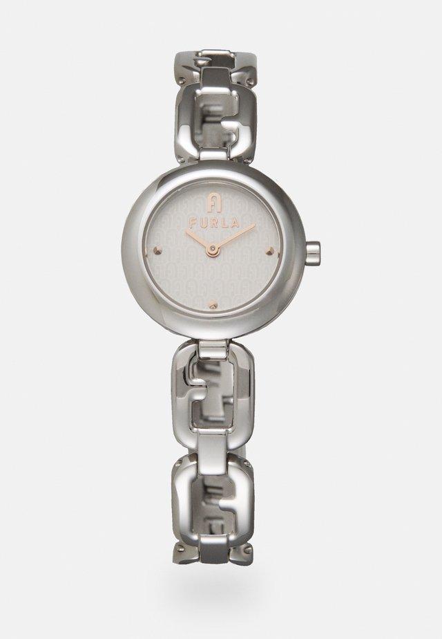 ARCO CHAIN - Montre - silver-coloured