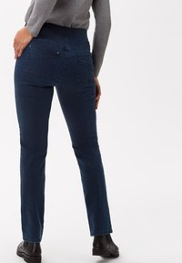 BRAX - STYLE PAMINA - Jeans slim fit - stoned - 1