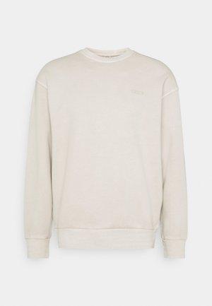RELAXED CREW UNISEX - Sweatshirt - neutrals