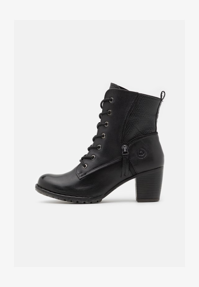 CATHY EVO - Veterboots - black