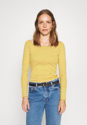 FEMINIE  - Topper langermet - brass yellow