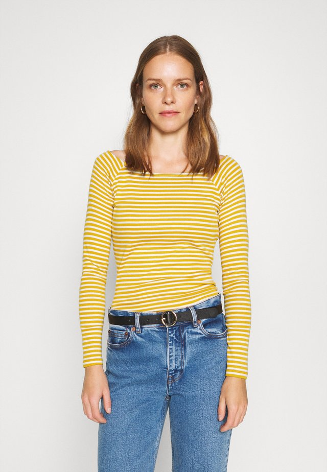 FEMINIE  - Camiseta de manga larga - brass yellow