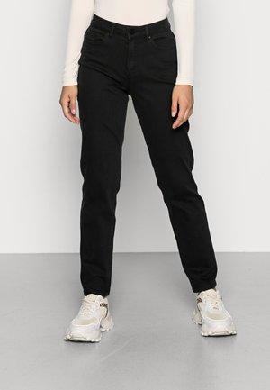 VISTRAY JULIA  - Straight leg jeans - black