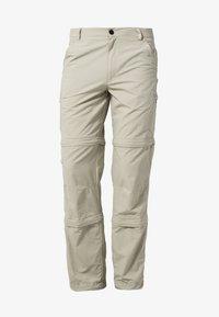 ALBACETE - Trousers - sand