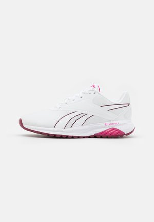 LIQUIFECT 90 - Neutral running shoes - footwear white/punch berry