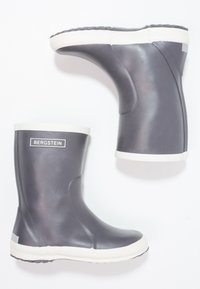 Bergstein - RAINBOOT - Botas de agua - dark grey - 1
