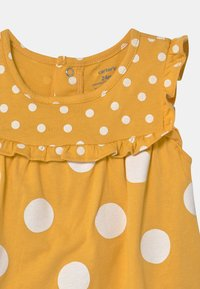 Carter's - DOT - Žerzejové šaty - yellow - 2