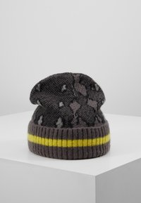 Codello - SNAKE INTARSIA HAT - Beanie - grey - 0