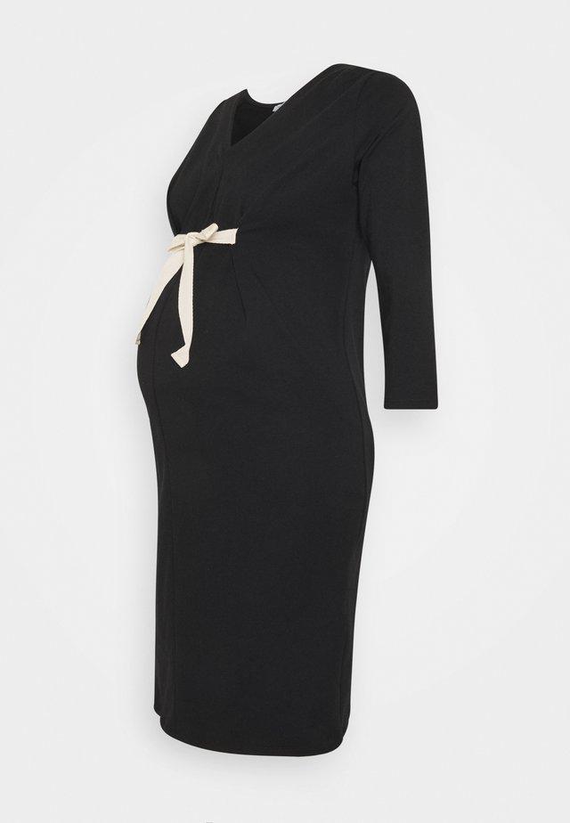 MELO - Day dress - black