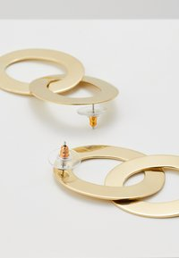 Soko - MAXI LINKED DROP EARRINGS - Oorbellen - gold-coloured - 2