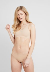 aerie - REAL ME BRALETTE - Bustier - natural nude - 1