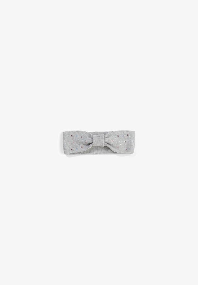 Ear warmers - grey melange