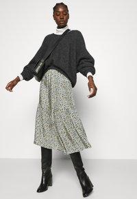 ARKET - SKIRT - A-line skirt - multi-coloured - 3