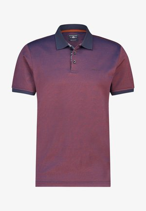 Polo shirt - red/blue