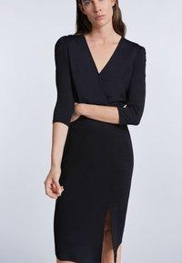 SET - Day dress - black - 3