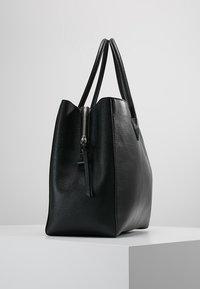 Coccinelle - FARISA LARGE HANDBAG - Handtasche - noir - 3