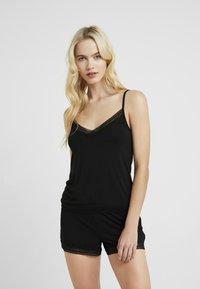 Anna Field - SET  - Pyjama set - black - 0
