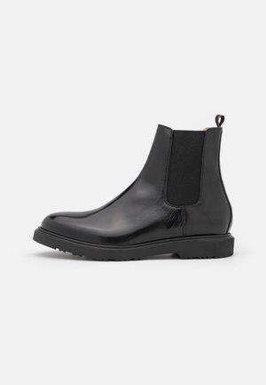 LAMBERT - Korte laarzen - black