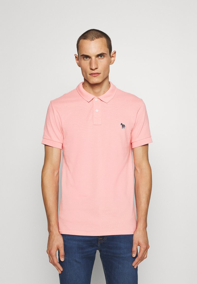 PS Paul Smith - SLIM FIT - Polo shirt - pink