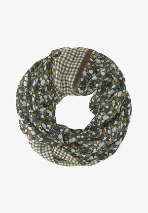 ACCESSOIRE IM MUSTERMIX - Snood - green small floral design