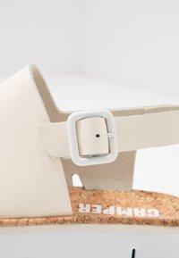Camper - ORUGA - Sandalias - light beige - 2