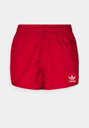 3 STRIPES ADICOLORSHORTS - Shorts - scarlet