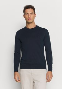 Marc O'Polo - CREW NECK - Neule - total eclipse - 0