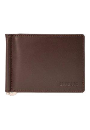 SCRANTON - Wallet - braun