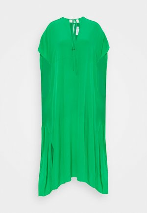 KAFTAN MIDI - Cocktail dress / Party dress - emerald green