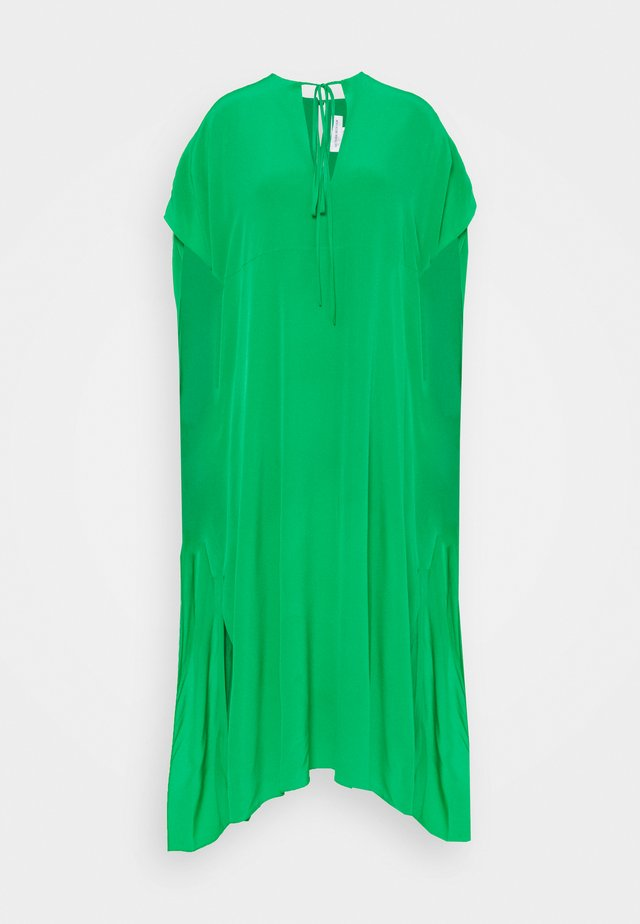 KAFTAN MIDI - Cocktailjurk - emerald green