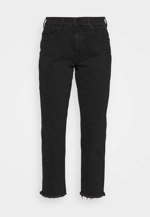 THE MODERN STRAIGHT FEARLESS - Straight leg jeans - black