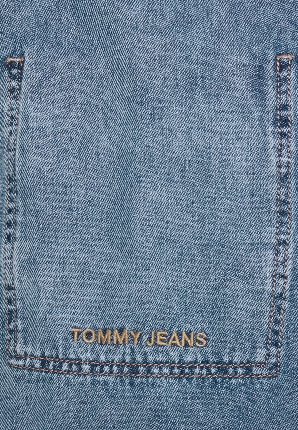 Tommy Jeans Koszula - denim/ciemnoniebieski Odzież Męska UDHX