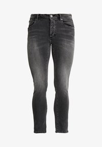 Pier One - Slim fit jeans - moon washed - 4