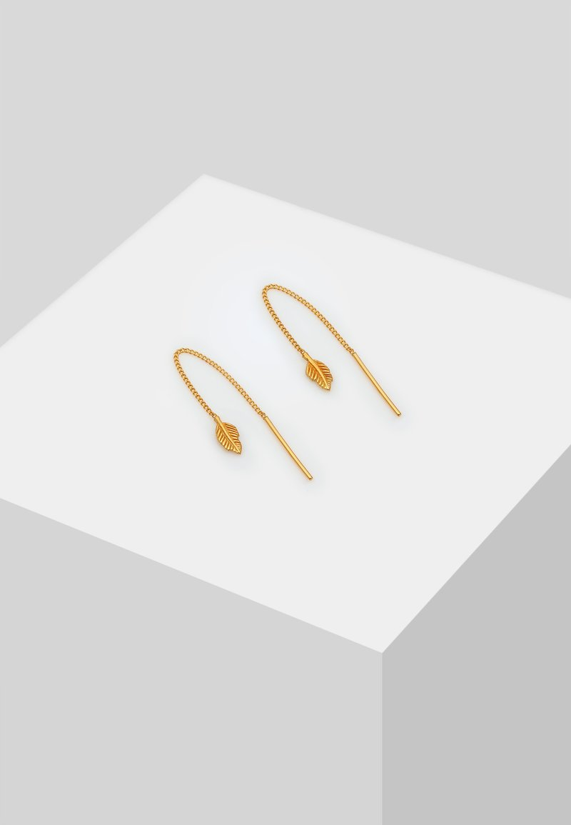 Elli - Earrings - gold coloured