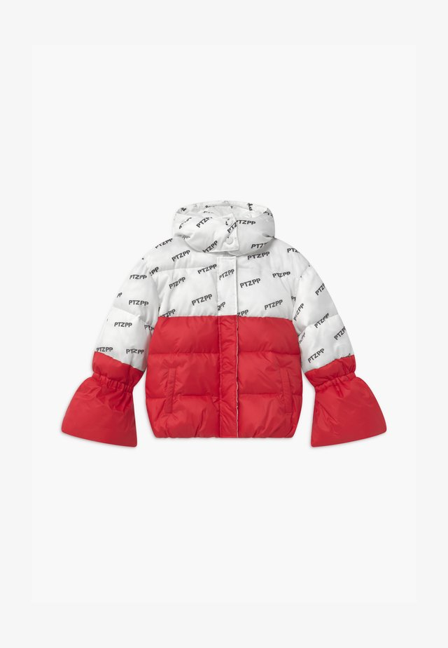 Winter jacket - rosso